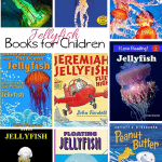 children's books about jellyfish