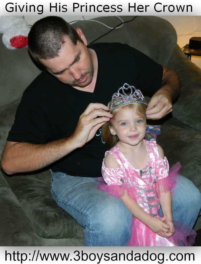 Get Your Daughter Her Princess Costume