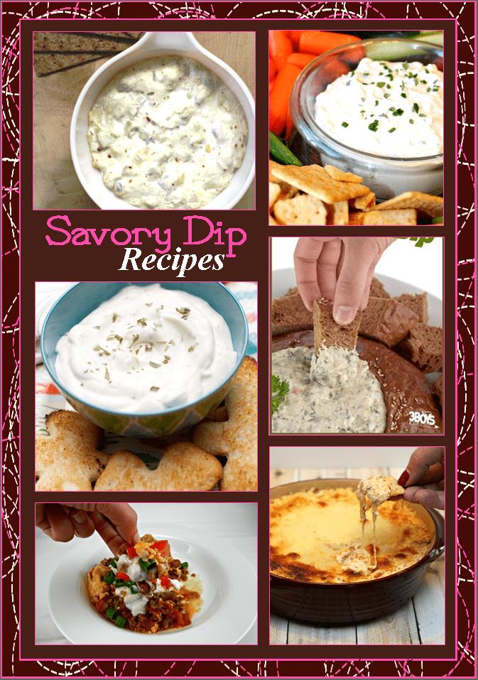Savory Dip Recipes