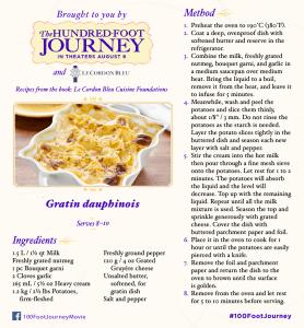 Scalloped Potatoes Recipe (Gratin dauphinois)