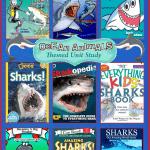 shark week books