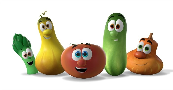 VeggieTales In the House #VeggieTalesDay Event