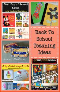 Back to School Teaching Ideas