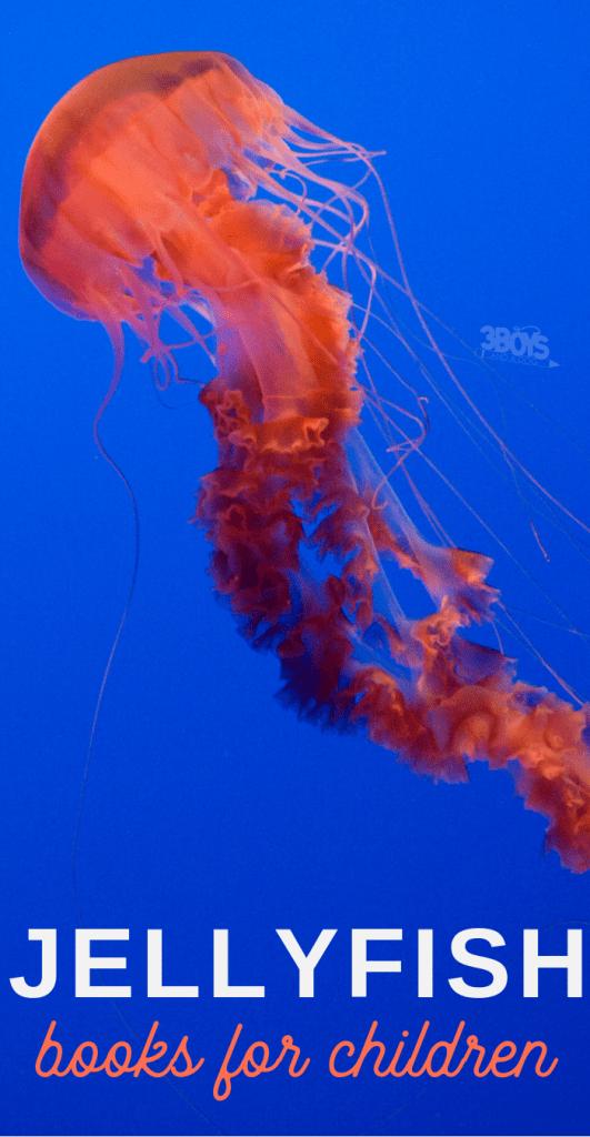 jellyfish books for preschoolers