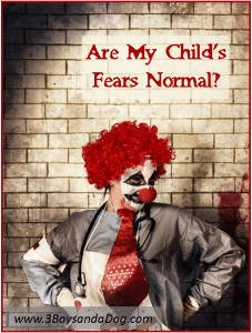 Are My Child's Fears Normal?