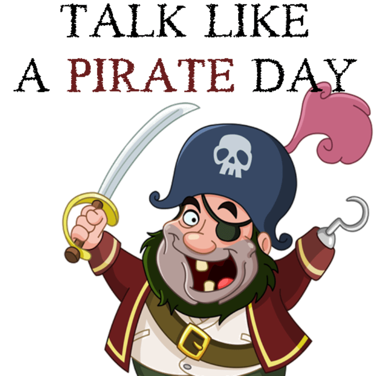 talk like a pirate day - photo #6