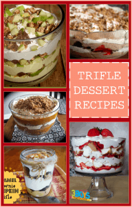 Trifle Dessert Recipes