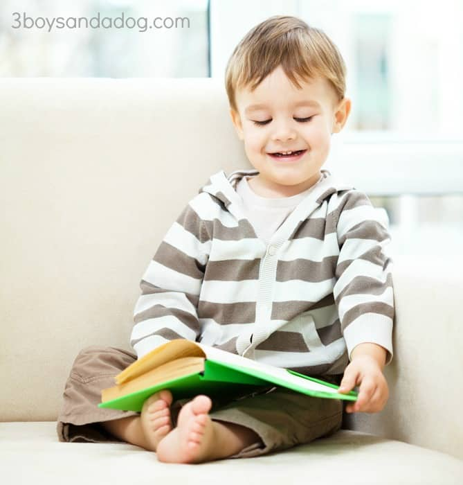 books children must read when learning their alphabet