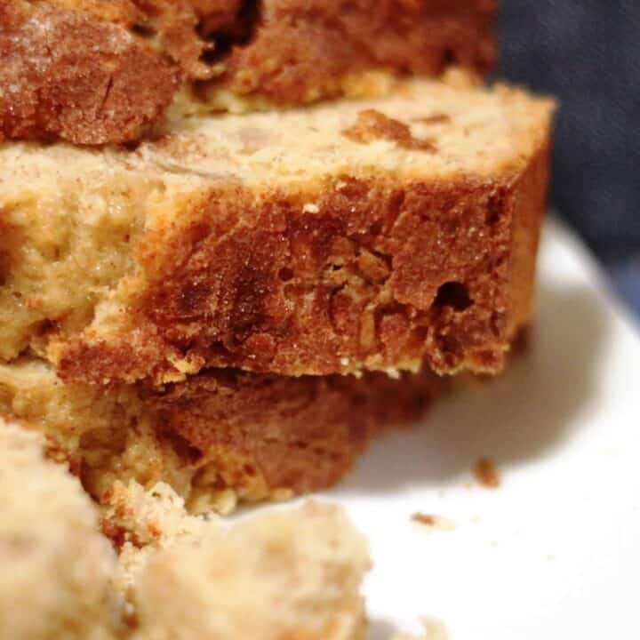 Cinnamon Banana Bread Cake Mix Recipe