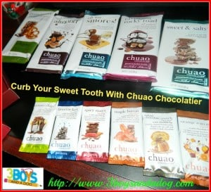 Curb Your Sweet Tooth With Chuao Chocolatier