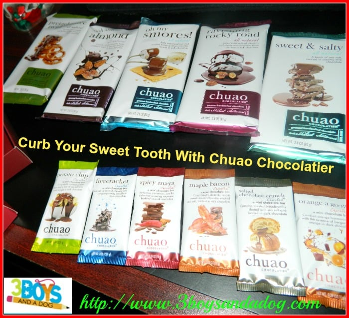 Curb Your Sweet Tooth #desert #chocolatelovers