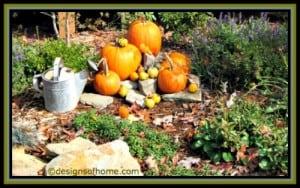 Pumpkin/Gourd Fall Decorating Ideas - 3boysandadog.com