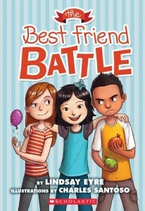The Best Friend Battle Book Review (NYC)
