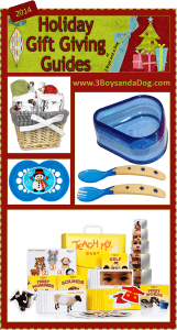 Baby Gift Ideas {Holiday Gift Guide}