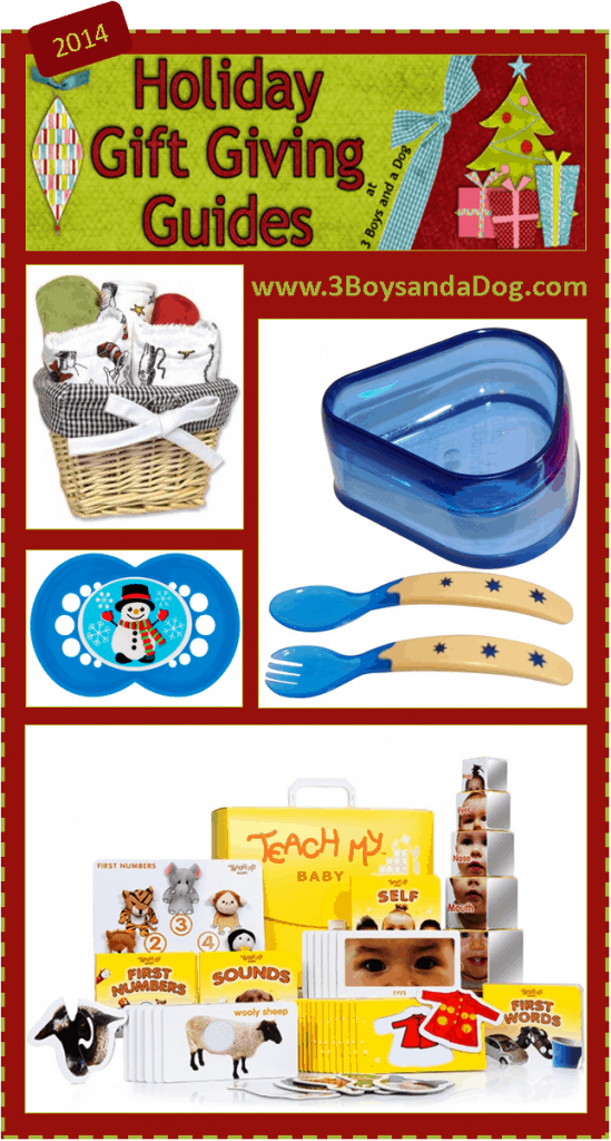 Little Baby Gift Ideas : Baby gift ideas holiday guide boys and a dog