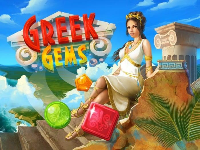 Greek Gems App Review