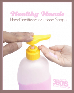Hand Sanitizers vs. Hand Soaps: Which Are the Most Effective?