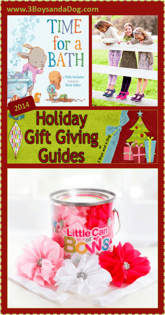Holiday Gift Guide Ideas for Toddler Girls