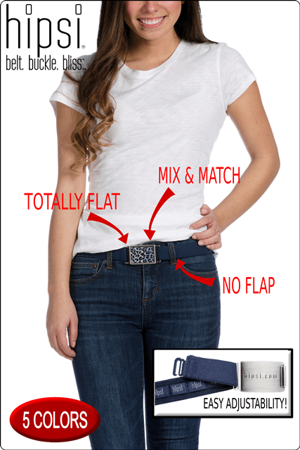 Maya-Half-Face-New-Arrows-Blue-Jean-Belt