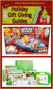 Present Ideas for Boys Ages 5-8 (Holiday Gift Guide)