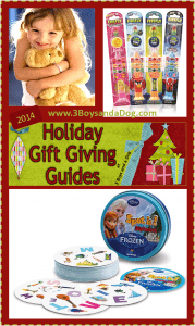 Gift Ideas for Young Girls Ages 5 to 8 (Holiday Gift Guide)