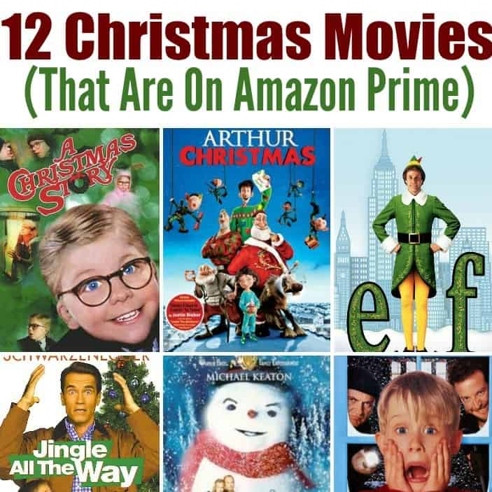 12 must see christmas movies that are on amazon prime 3 boys and a dog - Amazon Prime Christmas Movies