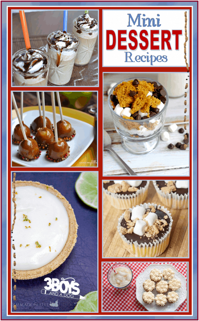 Mini Dessert Recipes