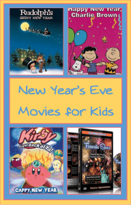family friendly New Year themed movies