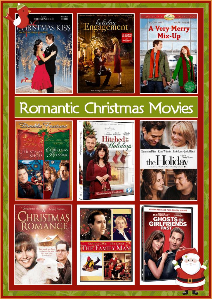 Romantic christmas movie