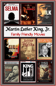 Dr. Martin Luther King, Jr Movies