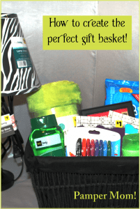 How to Create the Perfect Pampering Gift Basket for Mom!