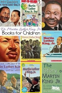 These Books about Martin Luther King, Jr. for Kids will help you teach your kids about the history of Dr. MLK and the Civil Rights Movement!