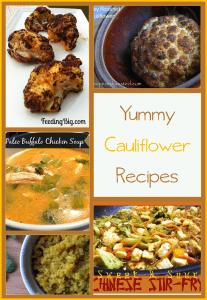 yummy cauliflower recipes