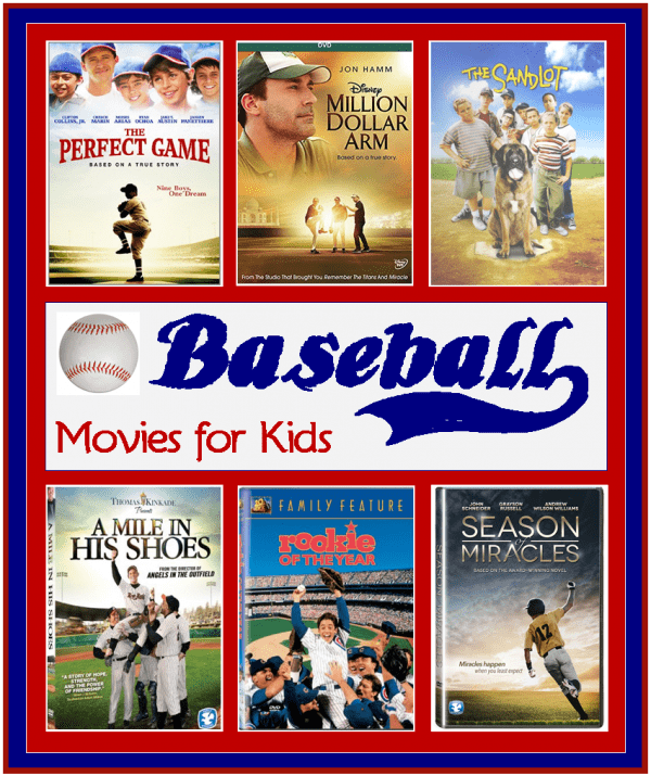 baseball movies for kids