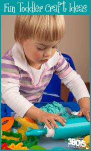 Fun Toddler Craft Ideas