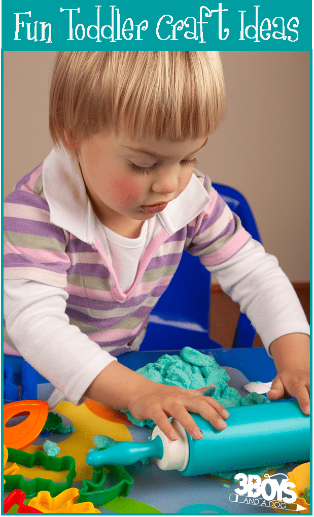 fun toddler craft ideas
