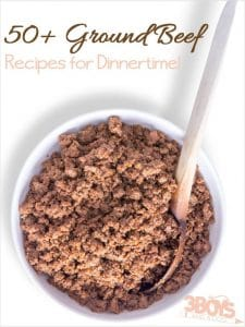 ground beef recipes easy