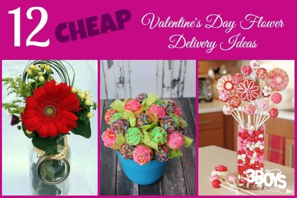 cheap valentine flower delivery ideas - 3 boys and a dog – 3 boys, Ideas