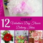 Cheap Valentine's Day Flower Delivery Ideas