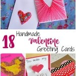 Handmade Valentine Greeting Cards