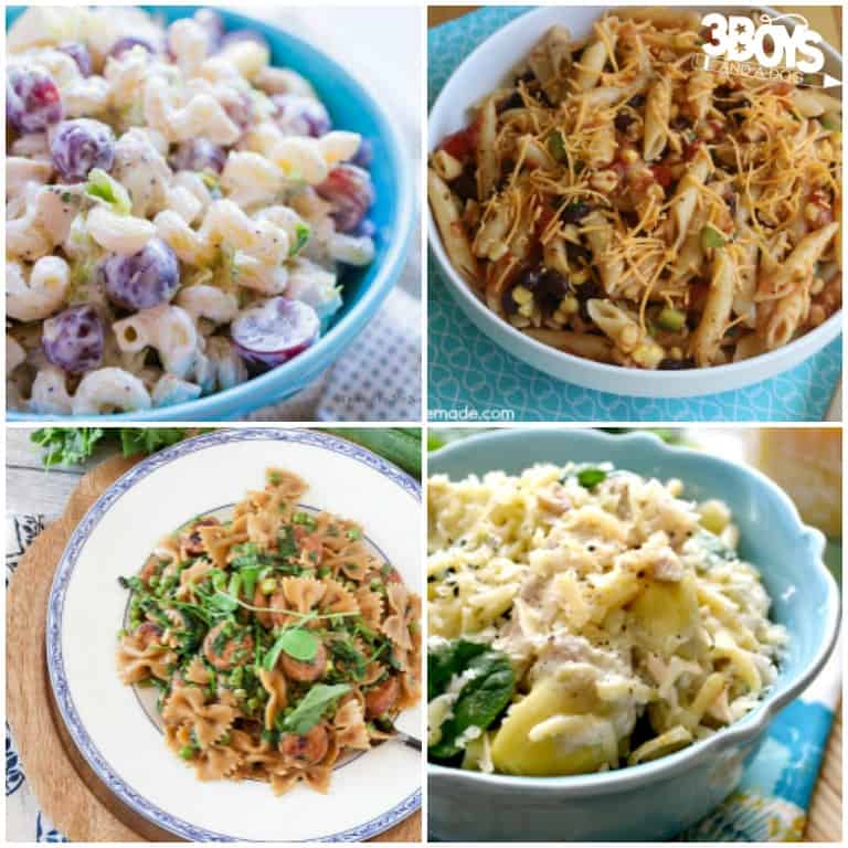 Healthy Chicken Pasta Recipes to Make