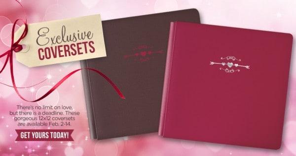 Valentine Scrapbooks