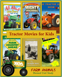 Tractor Movies for Kids