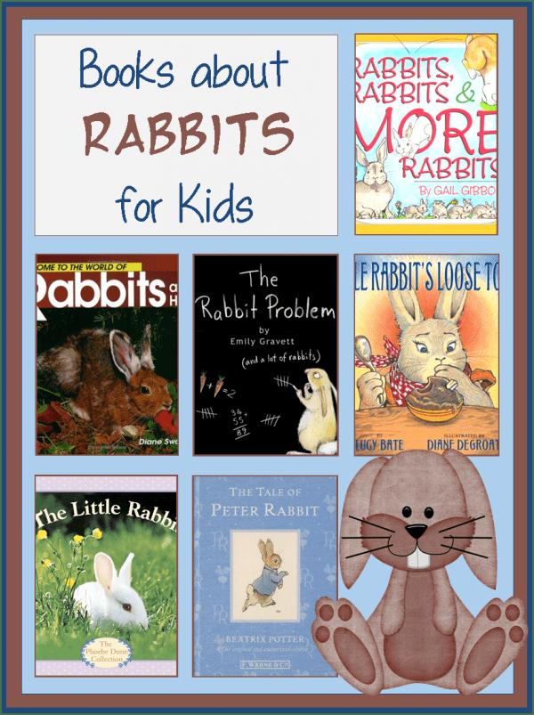 rabbit books for children