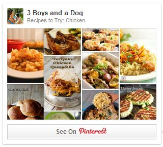 more chicken recipes on Pinterest