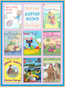 Must Read Easter Books for Kids
