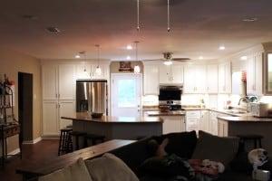 My Dream Kitchen inside Miller Manor