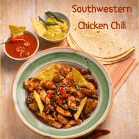 Southwestern Chicken Chili Recipe