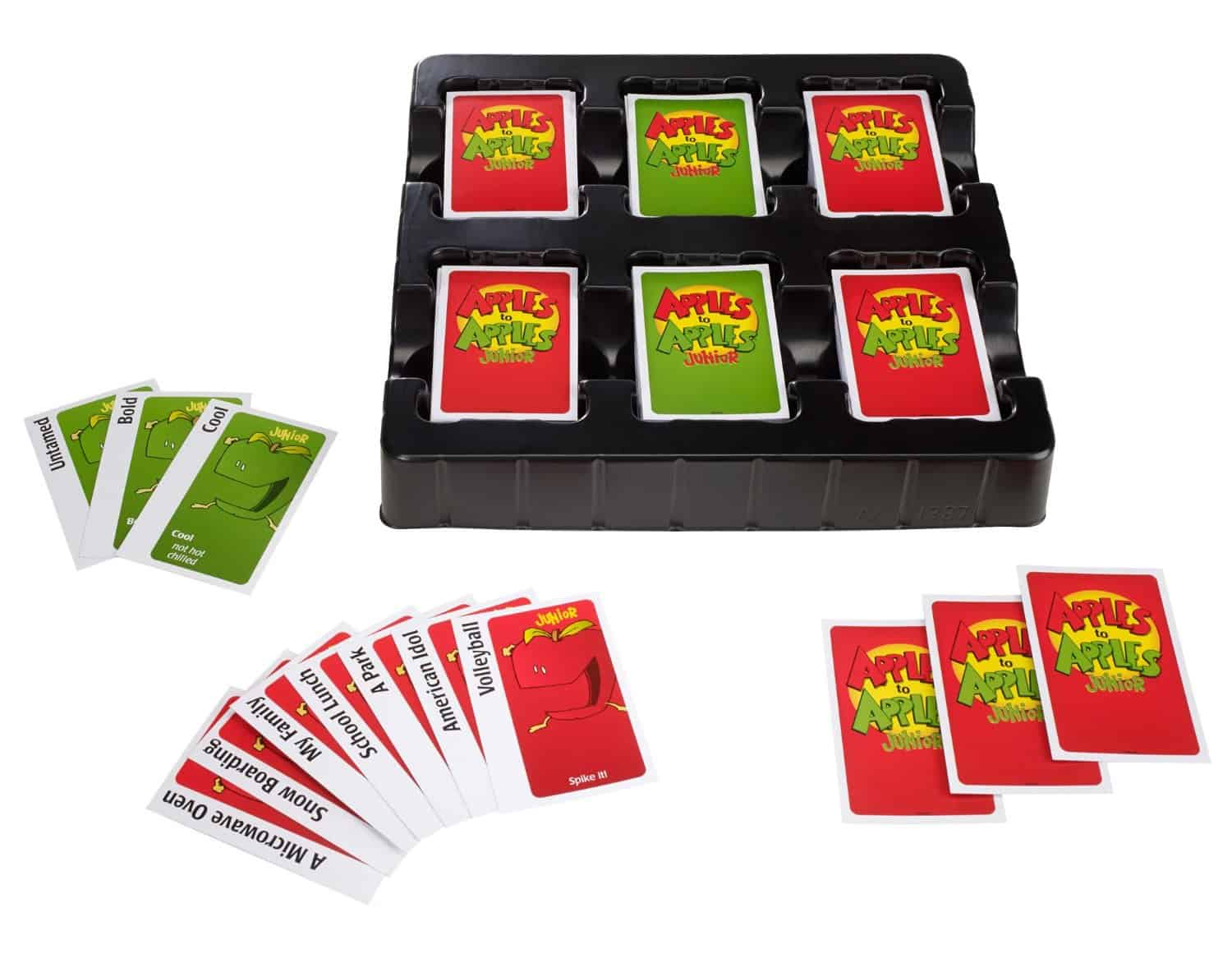 Apples To Apples Junior Game 1000 3 Boys And A Dog