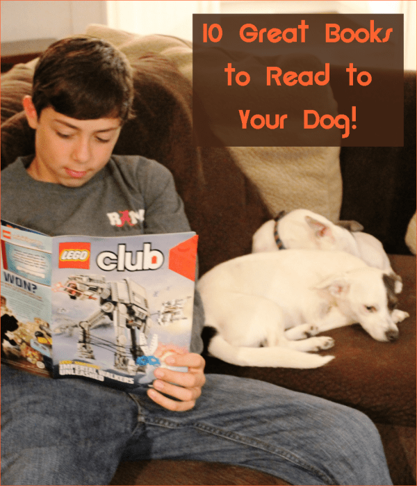 10 Great Books to Read to Your Dog